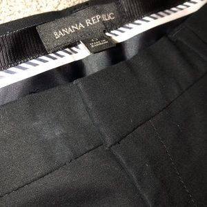 Banana Republic Professional Black Pants